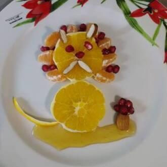 τα αγαπημένα φρούτα αλλιώς.