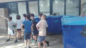Το ξεκίνημα  της παράδοσης των ανακυκλώσιμων καπακιών!