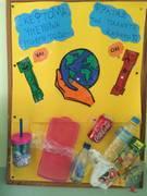 Σκέφτομαι Υπεύθυνα! Επιλέγω το σωστό! Κρατάω τον πλανήτη καθαρό!