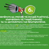 12 σέλιδο φυλλάδιο Οικολογικών Σχολείων - σελ. 10