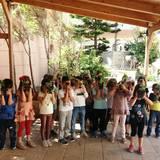 """Το Νηπιαγωγείο """"Το Παγκρήτιον"""" στο Γηροκομείο Αγίου Μηνά, Ηρακλείου (Άνοιξη 2019)"""